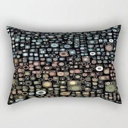 :: Nightlights :: Rectangular Pillow