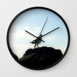 Bird's eye View Wall Clock