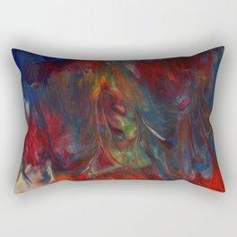Passion Heart Rectangular Pillow