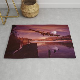 At The Going Down of The Sun Rug