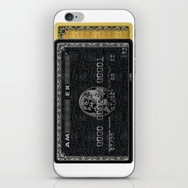 Amex in your hand - phone case / beach towel iPhone Skin