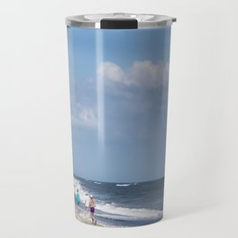 Fire Island Beach Travel Mug