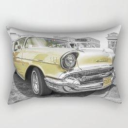 Chevrolet oldtimer Rectangular Pillow