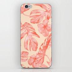Aloha Leaves 2 iPhone Skin