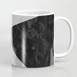 MARBLE TRIANGULES Coffee Mug