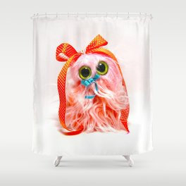 Frothy the Gnome Shower Curtain