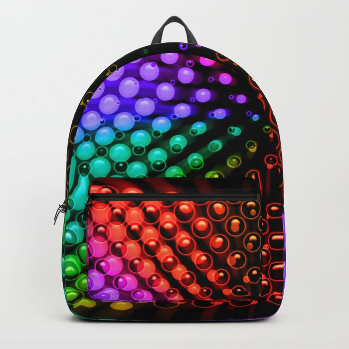 BeFruitfulMultiply 3 on Black Backpack