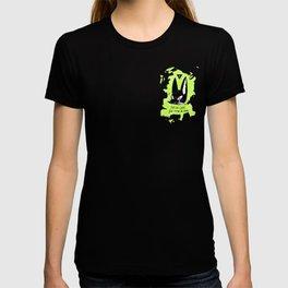Faith like the Jackal T-shirt