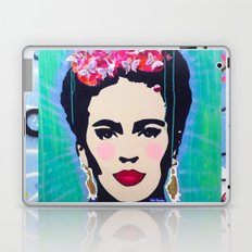 Frida Kahlo by Paola Gonzalez Laptop & iPad Skin