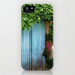 the forgotten door iPhone Case