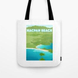 Nacpan Beach Tote Bag