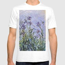 Claude Monet - Iris Jaune T-shirt