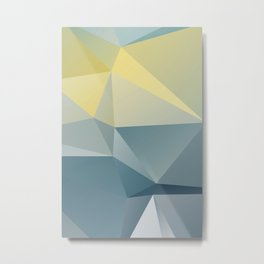 Adria — poster, art print, scandinavian, pictures, postcards, cards, deco, paper, art maritime Metal Print