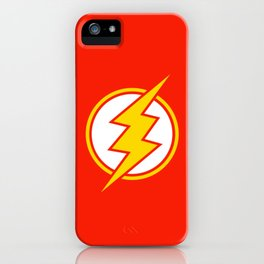 Flash Sign iPhone Case