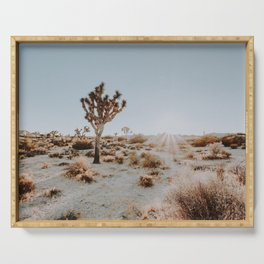 Joshua Tree / California Desert Serving Tray