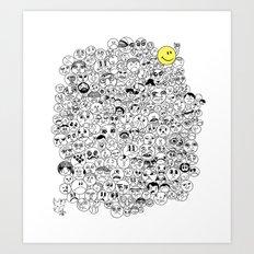 The Eternal Optimist Art Print
