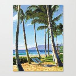 Swingin Happy Hour Canvas Print