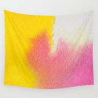 literature Wall Tapestries featuring Literature of Love #society6 by 83 Oranges™