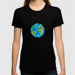 The Earth Laugh In Flowers Cool Watercolor For Plant Lovers T-shirt