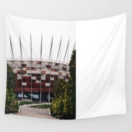 Stadion Narodowy Wall Tapestry