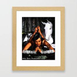 Anacaona Framed Art Print