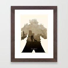 Fallout 4 (II) Framed Art Print