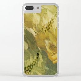 Justice Clear iPhone Case