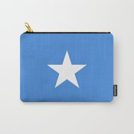 Flag of Somalia - Authentic High Quality image Carry-All Pouch