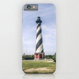 Cape Hatteras iPhone Case