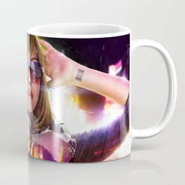 Las Stand Coffee Mug