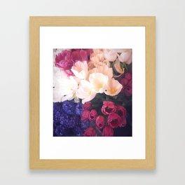 Abundant Spring Framed Art Print