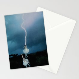 Lightning Dance Stationery Cards