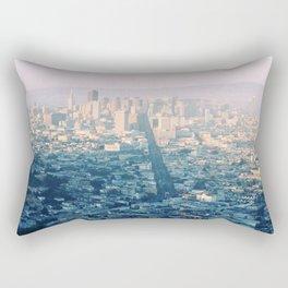 San-Francisco city Rectangular Pillow
