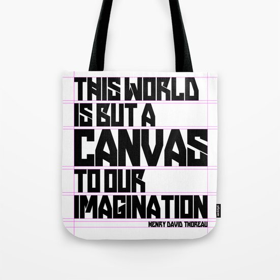 This World... Tote Bag