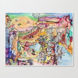 Grand Cranyon Canvas Print