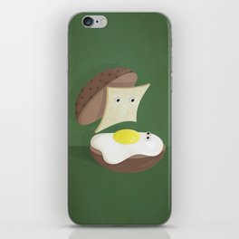 Type of lovers. iPhone Skin