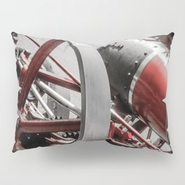 Miniature Traction Engine bywhacky Pillow Sham