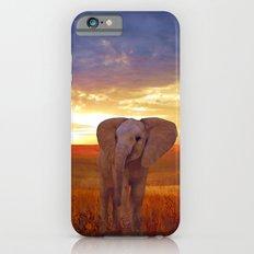 Elephant baby Slim Case iPhone 6s