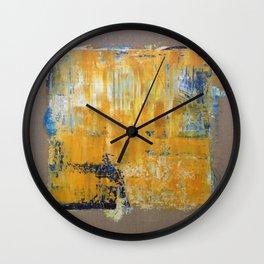 LINEN 4 Wall Clock