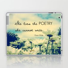 Poetic Life Laptop & iPad Skin