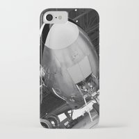 planes iPhone & iPod Cases featuring Planes by Janelle Jex