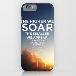 Soar. iPhone Case