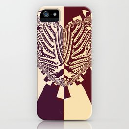 The Cross of Kells iPhone Case