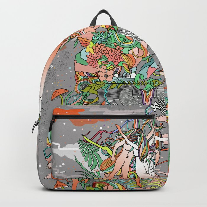 Dance of the Maypole Backpack