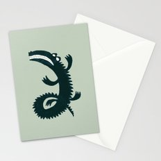 Crocodile Stationery Cards
