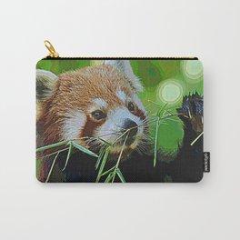 AnimalPaint_RedPanda_20171201 Carry-All Pouch