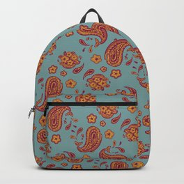 Improbability Paisley Backpack