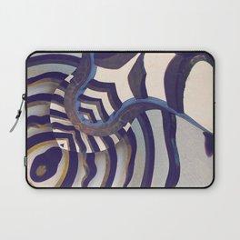 Zebra Dreams Laptop Sleeve