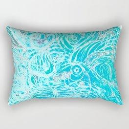 efflorescent #63.2 Rectangular Pillow