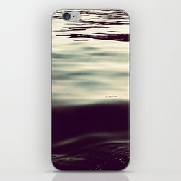 winter waters iPhone Skin